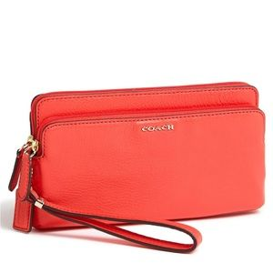 COACH 'Madison' Leather Wallet